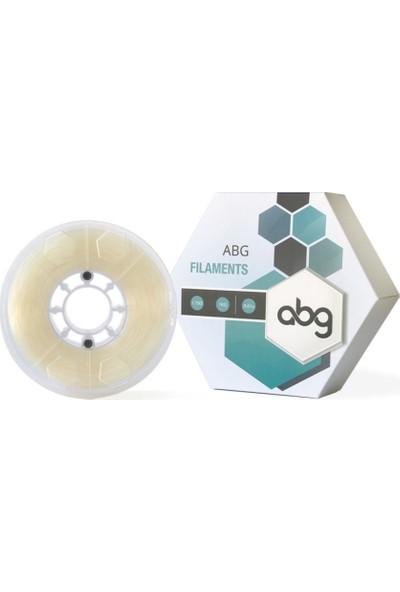 Abg Filament 1.75 mm Natural-Şeffaf Pla - Abg