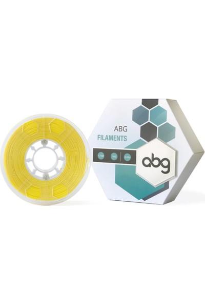 Abg Filament 1.75 mm Sarı Pla - Abg