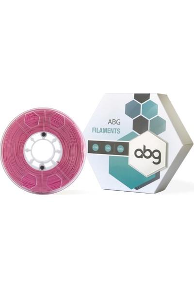 Abg Filament 1.75 mm Pembe Pla - Abg
