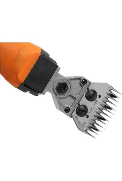Assur Pro 1600 W Koyun Kırkma Makinası Sjs Metal Şanzuman