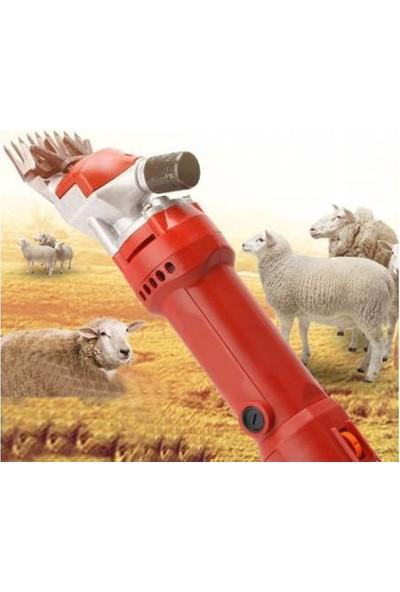 Assur Pro Red 1700 W Devir Ayarlı Koyun Kırkma Makinası Sjs Metal Şanzuman