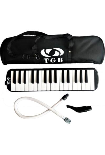 Tgb Çantalı 32K 32 Tuşlu Melodika TGB-002 - Siyah