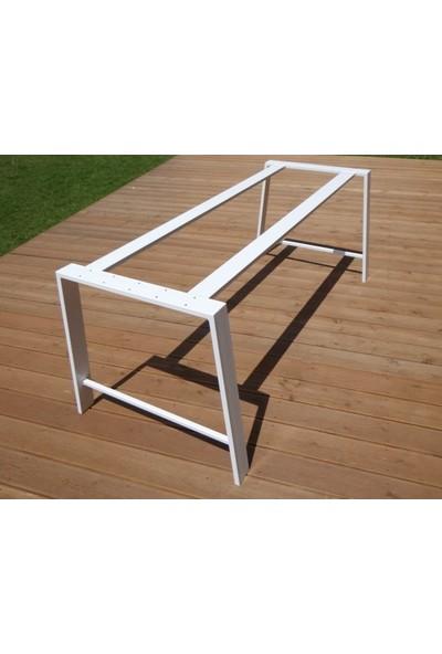 Yemek Masası Ayağı Metal Masa Ayakları Orta Destekli Masa Ayağı Modeli