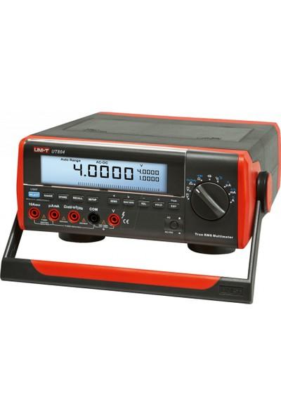 UT-804 Masa Tipi Multimetre