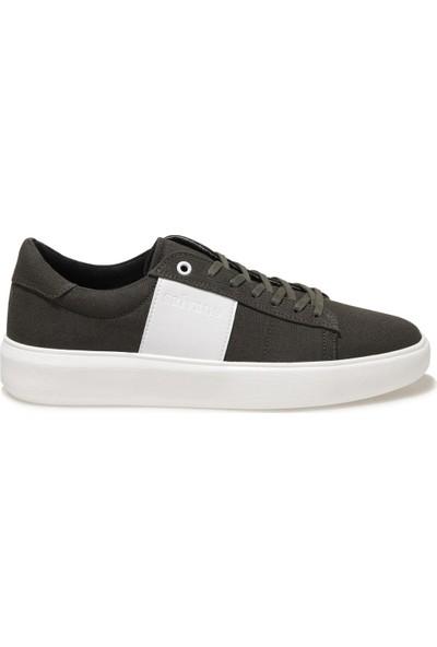 Salvano Fade 1fx Haki Erkek Kalın Tabanlı Sneaker