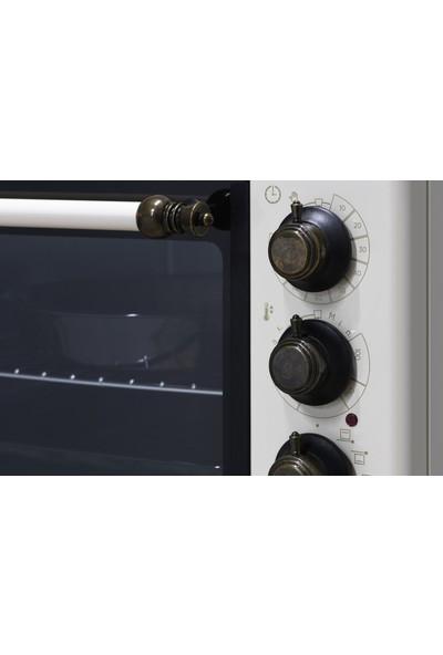 Kumtel LX-8520 Bej Fırın 20 Lt