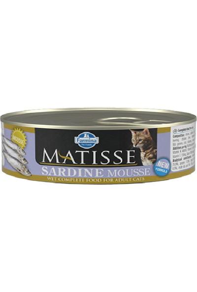 Matısse Mousse Sardıne - Sardalya 300 gr 6 Adet