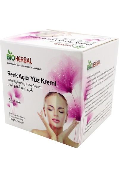 Bioherbal Renk Açıcı Yüz Kremi 50 ml