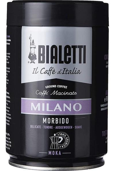 Bialetti Caffe Milano Orta Kavrulmuş 8'li Set 8X250 gr Moka Pot & Filtre Kahve