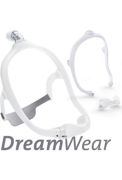 Philips Respironics Dreamwear Uyku Apnesi Maskesi