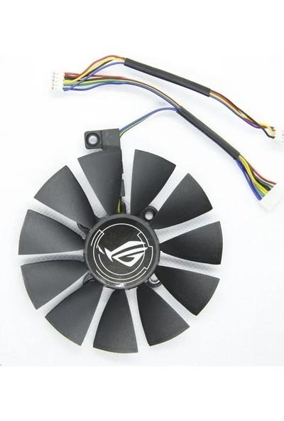 Everflow Asus Rog STRIX-RX480 Fan 6 Pın T129215SU