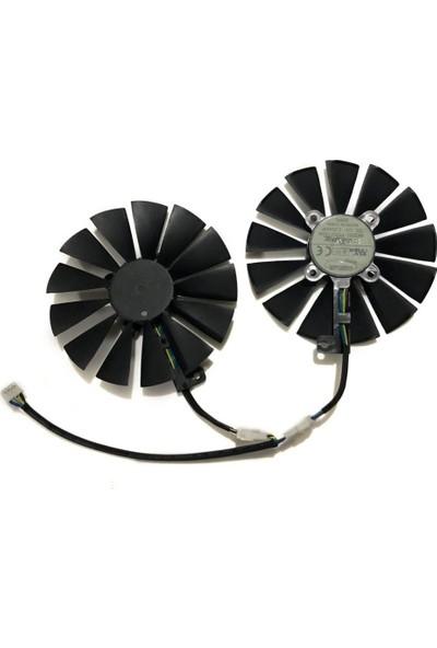 Everflow Asus Strıx RX570 4g Gamınggraphics Kartı Soğutma Fanı
