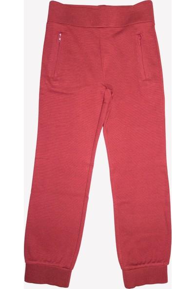 Ozmoz Kız Çocuk Kırmızı Slim Fit Pantalon