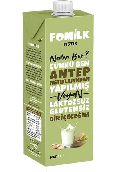 Fomilk Antep Fıstığı Sütü 1 Lt