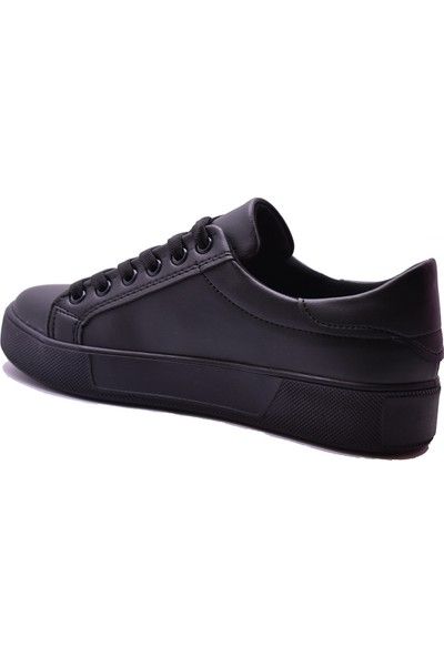 Ayakkabiburada 022 Rahat Günlük Kadın Spor Ayakkabı