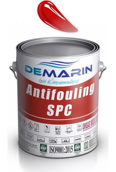 Demarin Zehirli Boya (Copper Antifouling Spc-Kırmızı) 1 Lt