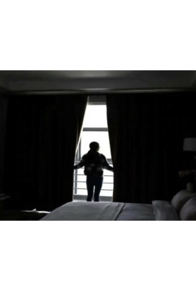 Entari Butik Blackout %100 Karartma Fon Perde