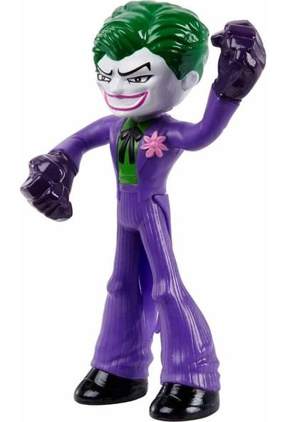 Justice League Dc Justice League Bükülebilen Figürler 10 cm GGJ04 - Joker