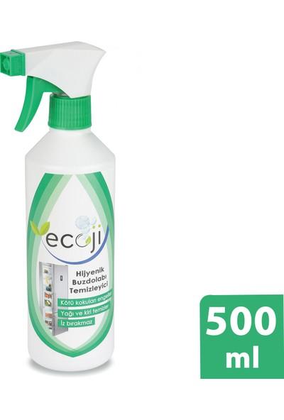 Ecoji Hijyenik Buzdolabı Temizleyici 500 ml
