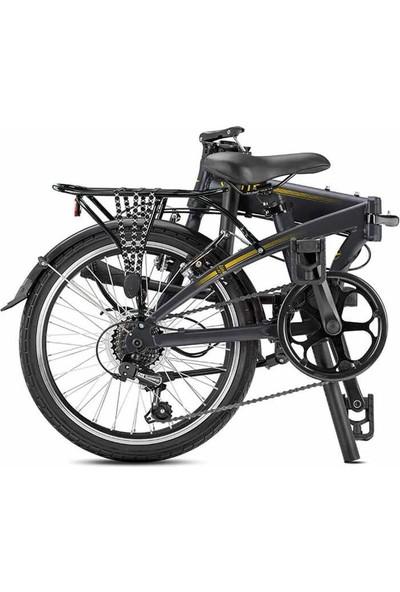 Tern Lınk A7 Katlanır Bisiklet Füme-Mango