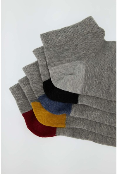 DeFacto 4'lü Kısa Çorap Seti