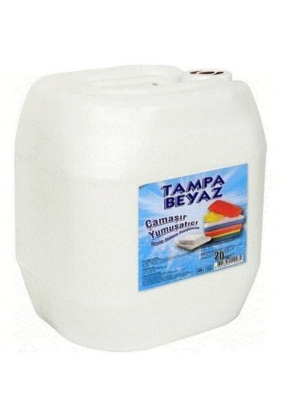 Tampa Ampa Beyaz Sabun Parfümlü Yumuşatıcı 20 Lt