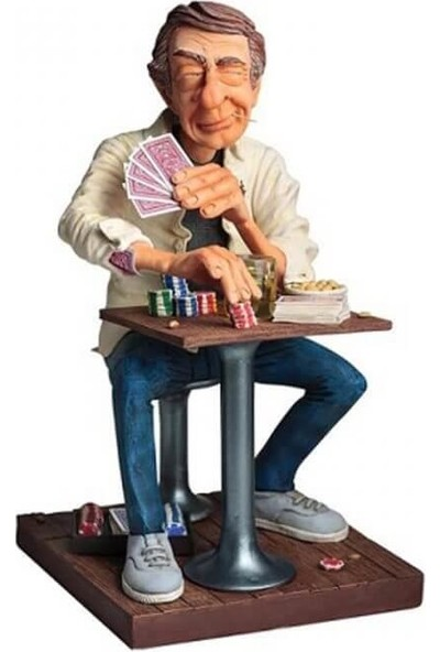 Wise Forchıno Pokercı 18*19*32.5 cm