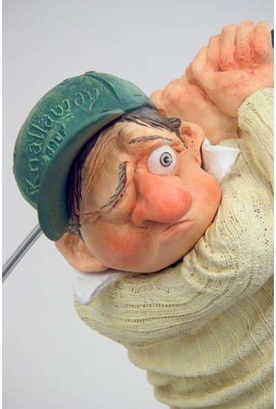 Wise Forchıno The Golfer