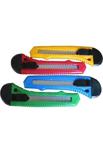 Muhtelif Hırdavat Plastik Maket Bıçağı