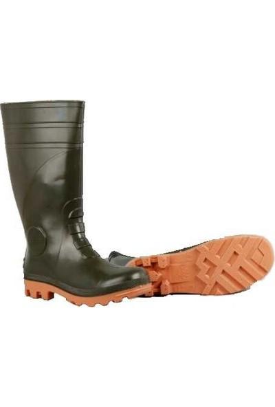 Gezer Çizme Çelik Burun 45
