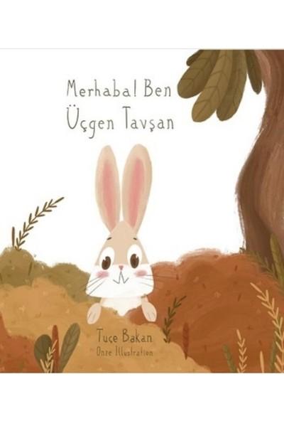 Merhaba Ben Üçgen Tavşan - Tuçe Bakan