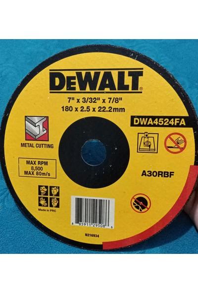 Dewalt Metal Taşlama Diski 180 x 2,5 x 22,2 mm
