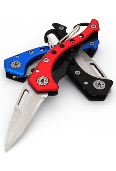 Valkyrie Mini Anahtarlık Outdoor Cep Çakısı Kamp Bıçağı