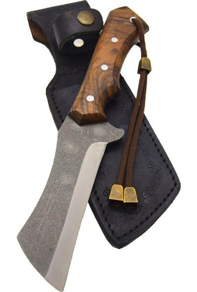 Akın Bıçak El Yapımı Kamp ve Doğa Bıçağı BB15