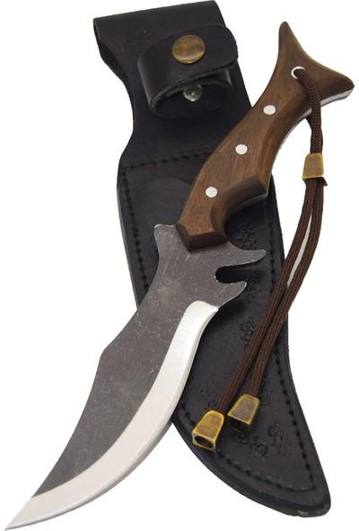 Akın Bıçak El Yapımı Kamp ve Doğa Bıçağı BB16