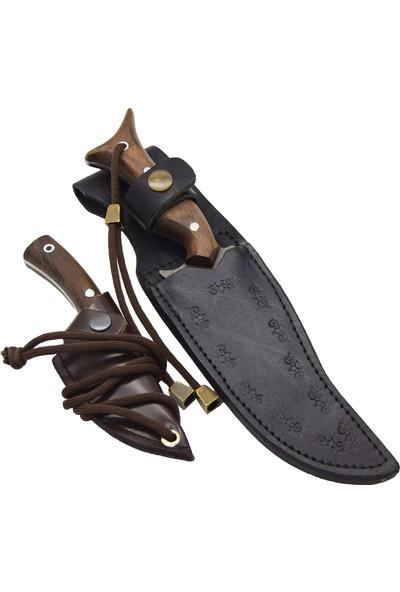 Akın Bıçak El Yapımı Kamp ve Doğa Bıçağı BB16-1