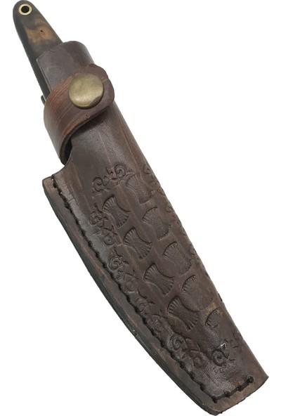 Akın Bıçak El Yapımı Kamp Bıçağı BB112-2