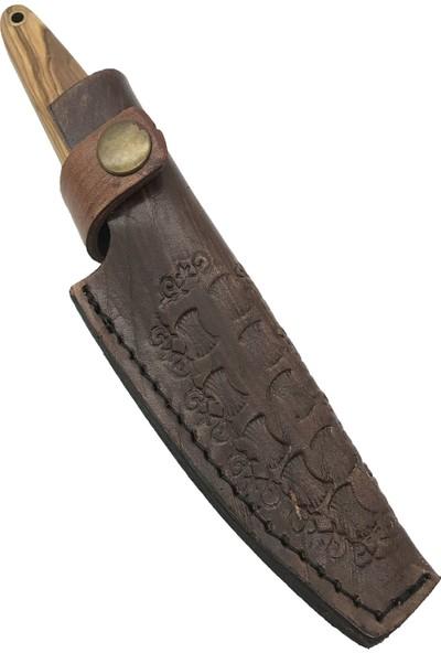 Akın Bıçak El Yapımı Kamp Bıçağı BB112-1