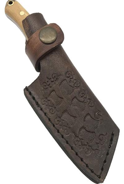 Akın Bıçak El Yapımı Küçük Kamp Bıçağı BB113-2