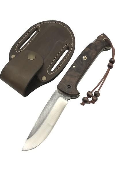 Akın Bıçak El Yapımı N690 Kilitli Çakı No:2 BB118