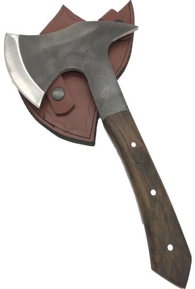 Akın Bıçak El Yapımı Kamp Baltası BB88
