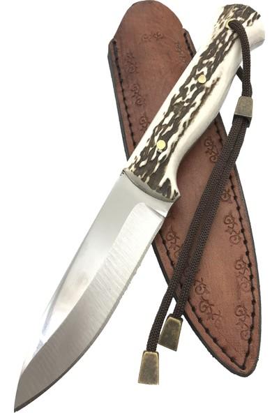 Akın Bıçak El Yapımı Bushcraft Kamp Bıçağı BB33