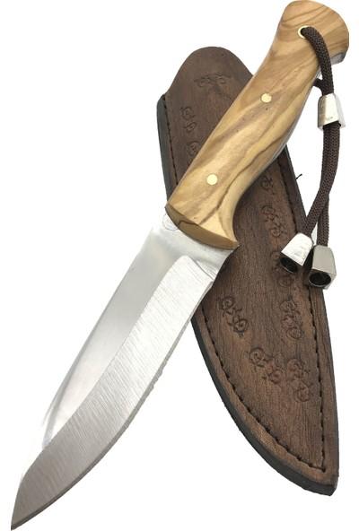 Akın Bıçak El Yapımı Bushcraft Kamp Bıçağı No:1 BB37