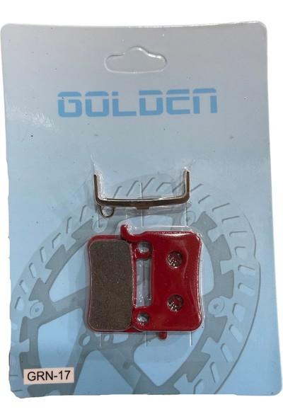 Golden Grn-17 Bisiklet Fren Balata Shimano Lx Uyumlu