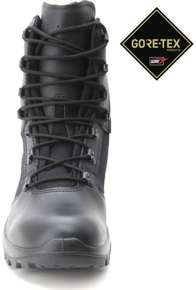 Yds Tactıcal Gtx Wıth Zıp -Siyah (Nefes Alabilir Su Geçirmez, Fermuarlı Profesyonel Askeri Taktik Bot)