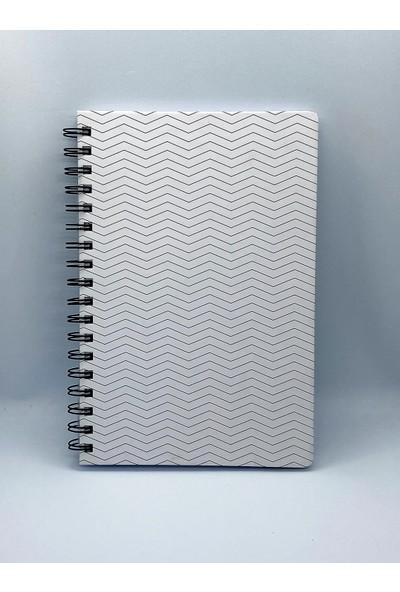 Gold Notebook Noktalı Defter 16 x 24 cm