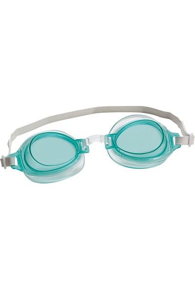 Bestway Yüzücü Gözlüğü 3+ Yaş Yeşil
