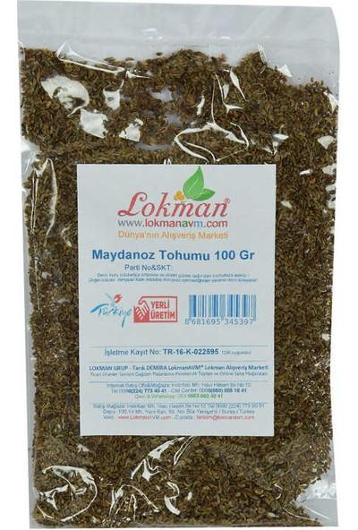 Lokman Doğal Maydanoz Tohumu 100 gr Paket