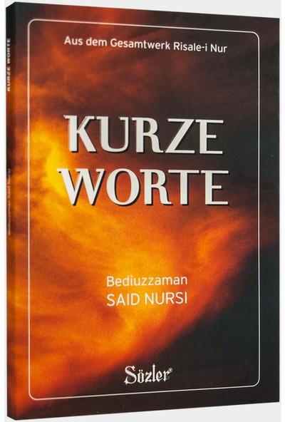 Küçük Sözler - Kurze Worte (Almanca)