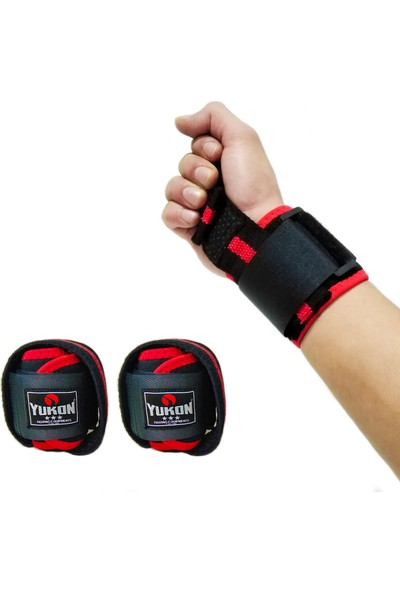 Yukon Wrist Strap Bilekli Ağirlik Kaldirma Kayişi